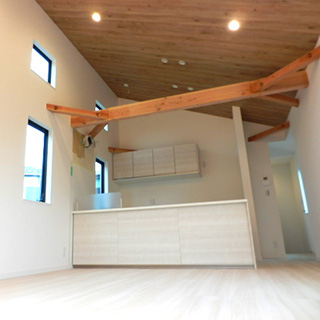 建築家と創る、フリープランの家。シリーズの写真