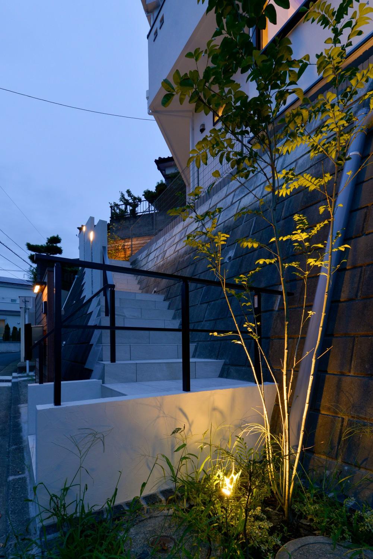 ※建築家と創る家・モデルハウスの写真です。どんな建物が建てられるのか実際に見ることができ、ハウスビルダーによる無料プレゼンテーションも受けることができます。